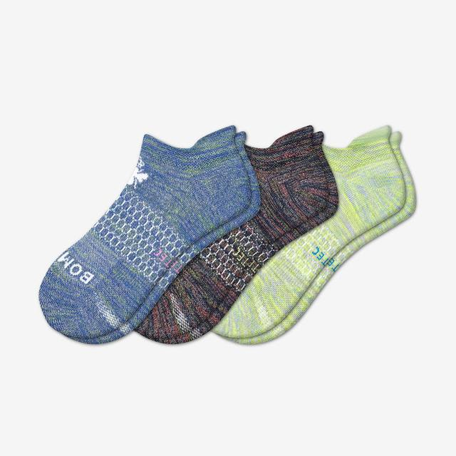 space-dye-mix Women's All-Purpose Performance Ankle Sock 3-Pack