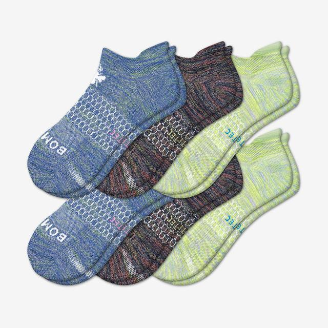 space-dye-mix Men's All-Purpose Performance Ankle Sock 6-Pack