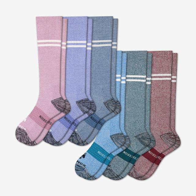 spring-mix Women's Compression Sock 6-Pack