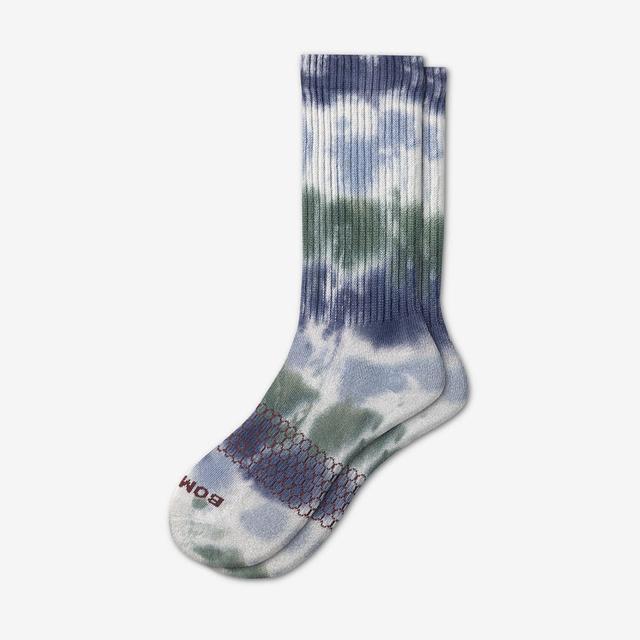 spruce Women's Tie Dye Calf Socks