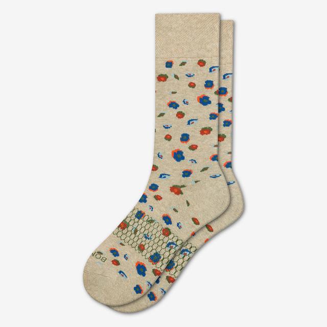 stone Men's Dress Calf Sock
