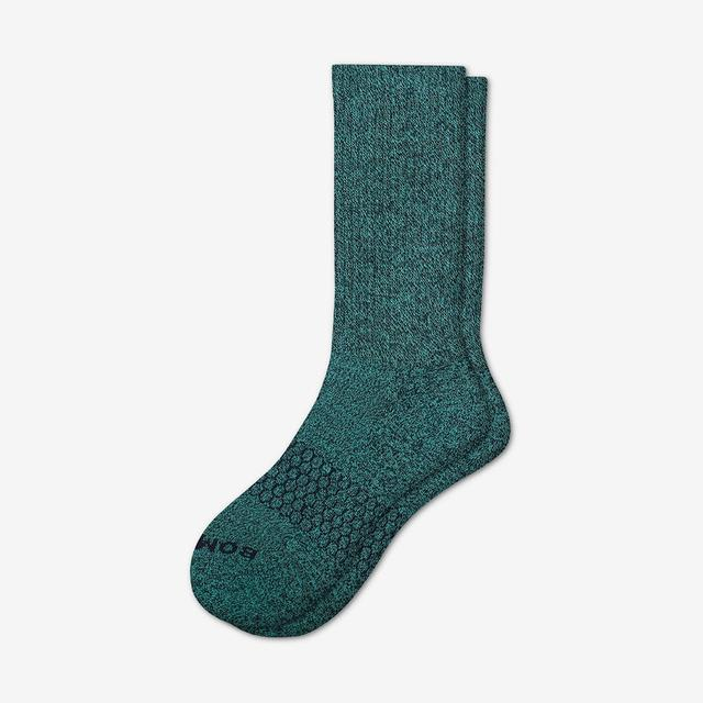 surf-navy Men's Classic Marls Calf Sock