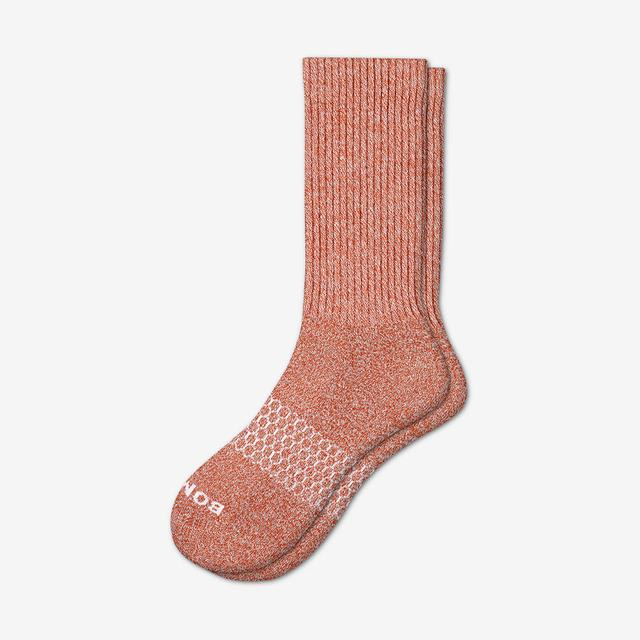 terracotta Men's Classic Marls Calf Sock
