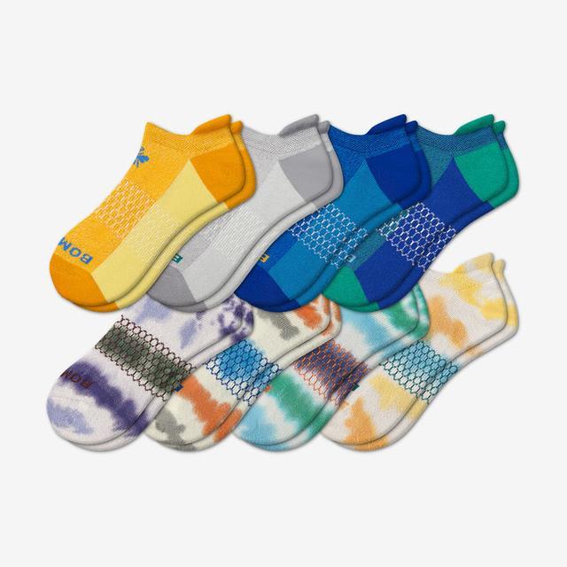 tie-dye-originals-mix Men's Ankle Sock 8-Pack