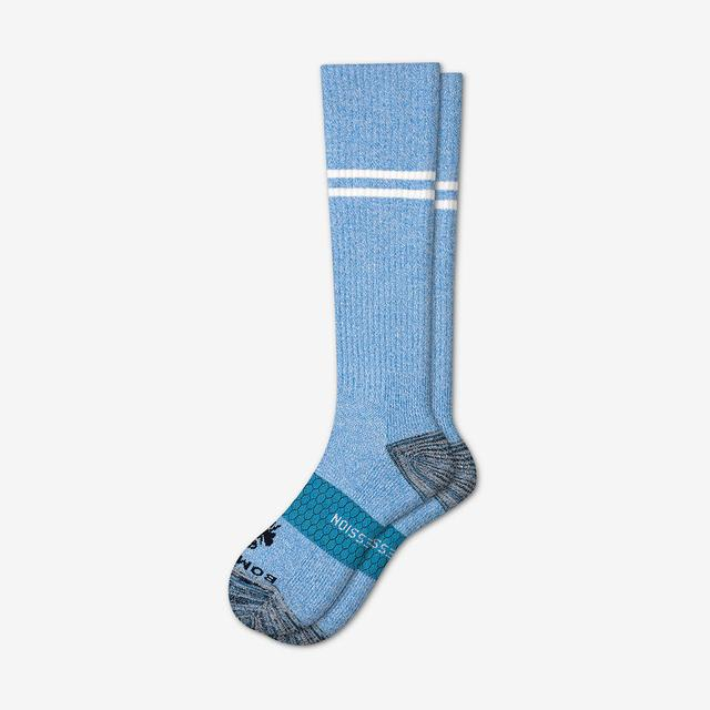 true-blue Men's Compression Socks
