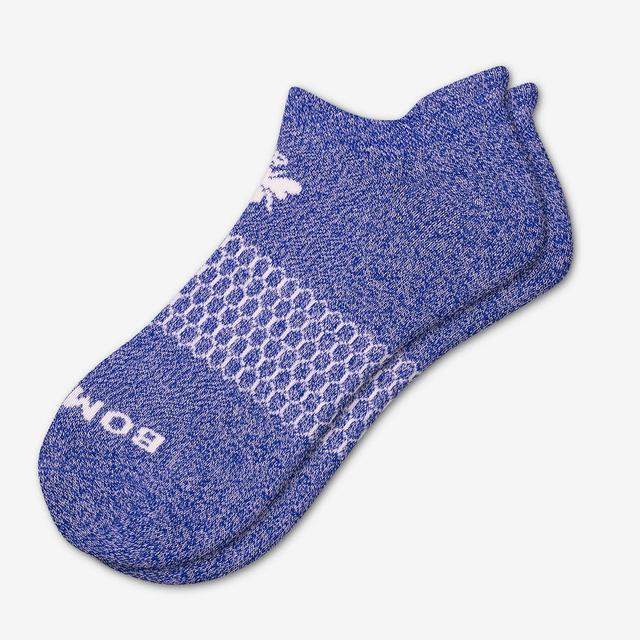 violet Bright Marls Ankle Sock