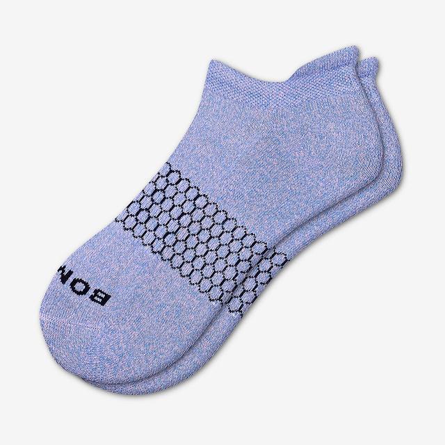 wave-violet Women's Classic Marls Ankle Socks