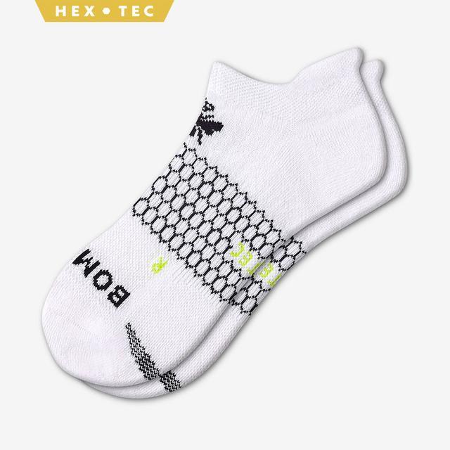 white Women's All-Purpose Performance Ankle Socks