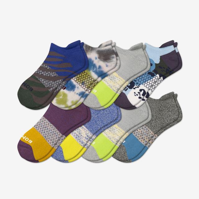 wild-wear-mix Men's Ankle Sock 8-Pack
