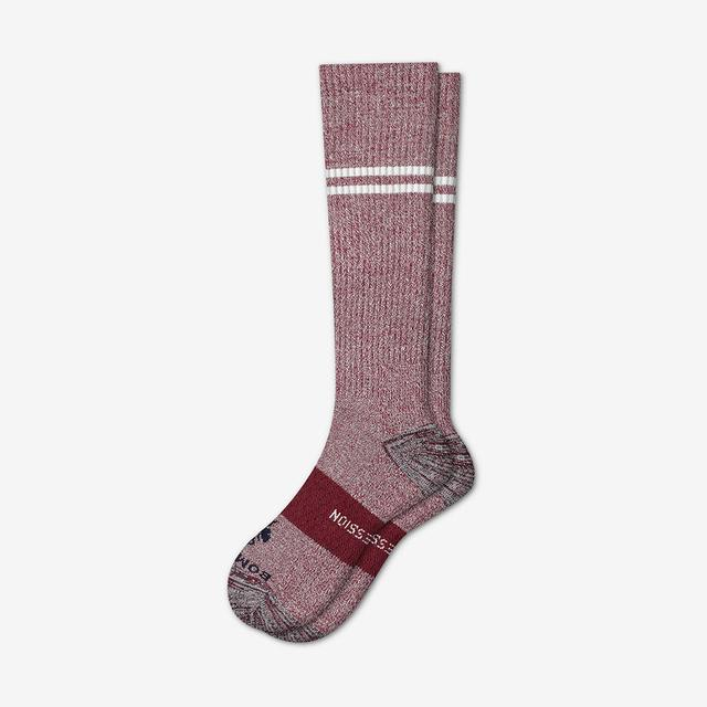 wine Men's Compression Socks