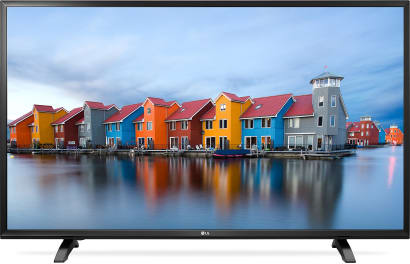 LG Electronics 32LH500B 32-Inch 720p LED TV (2016 Model)
