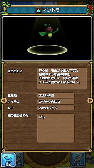 モンスターNo.019 ライブラリ2枚目