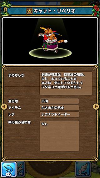 モンスターNo.711 ライブラリ2枚目