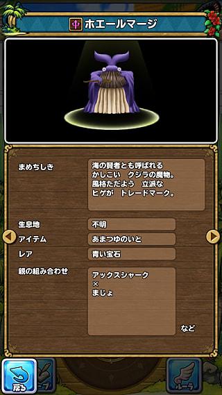 モンスターNo.603 ライブラリ2枚目