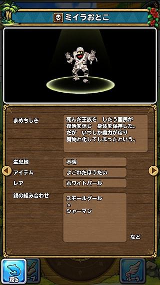 モンスターNo.076 ライブラリ2枚目