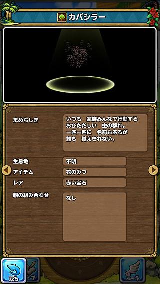 モンスターNo.062 ライブラリ2枚目