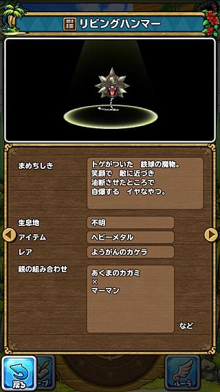 モンスターNo.377 ライブラリ2枚目