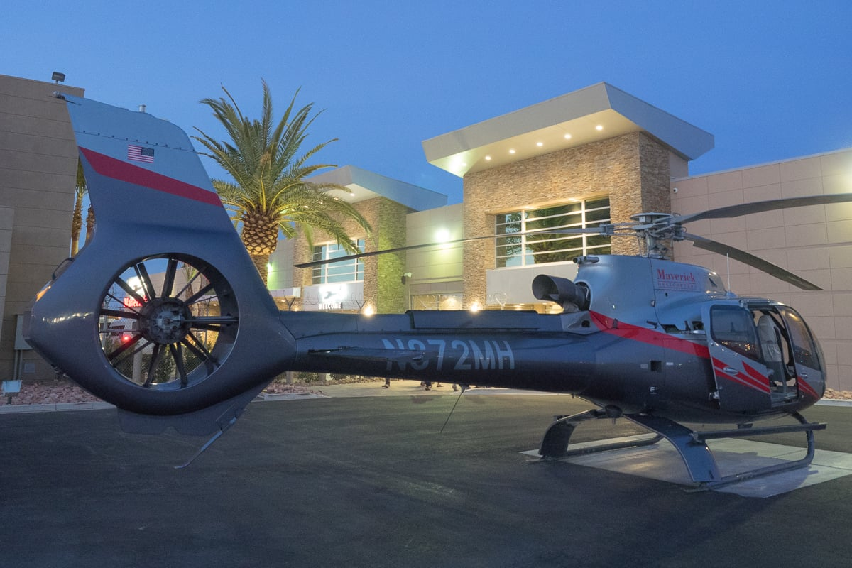Maverick Aviation Group Las Vegas Maverick Helicopters Gallery Image 1