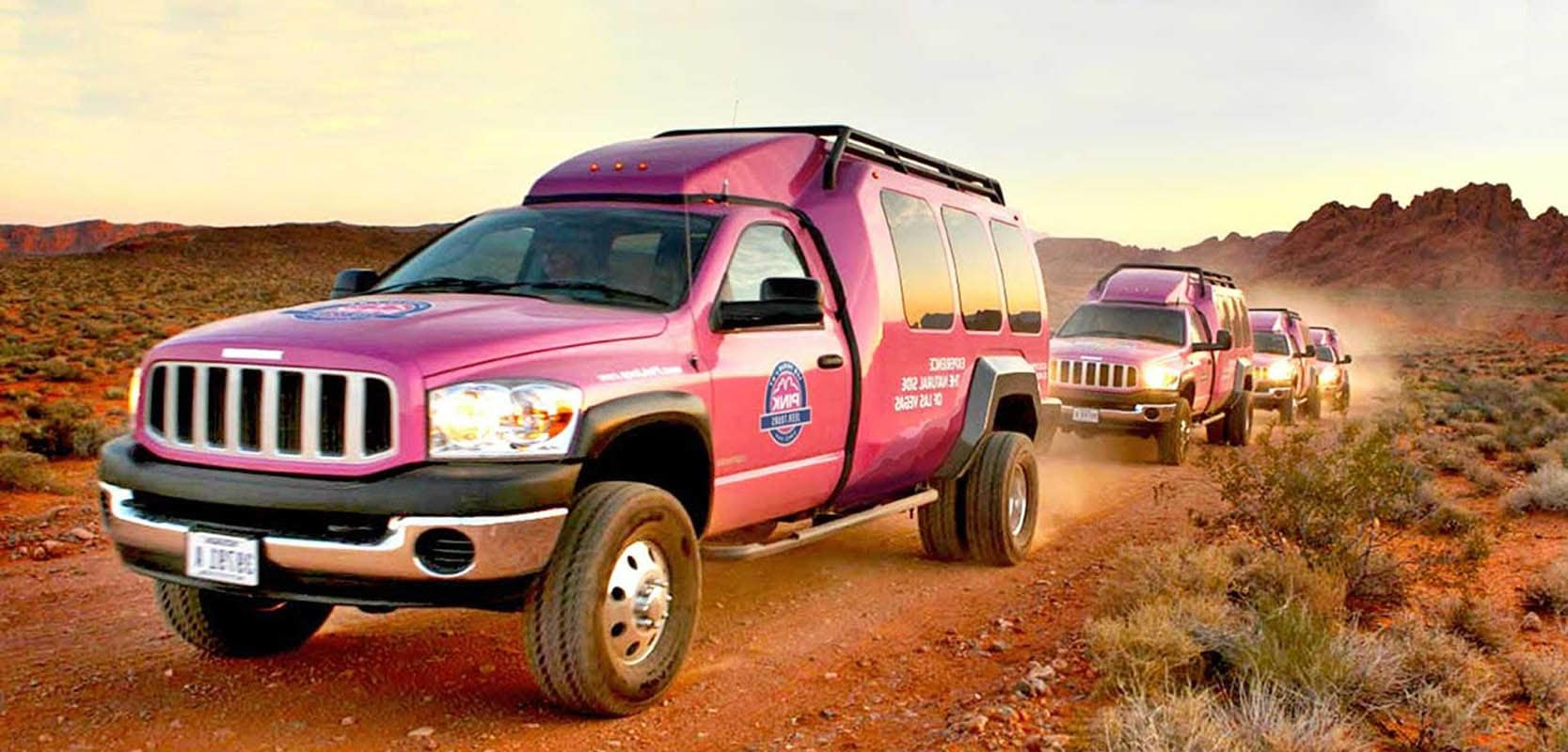 Pink Jeep Adventure Tours   Las Vegas Gallery Image 1