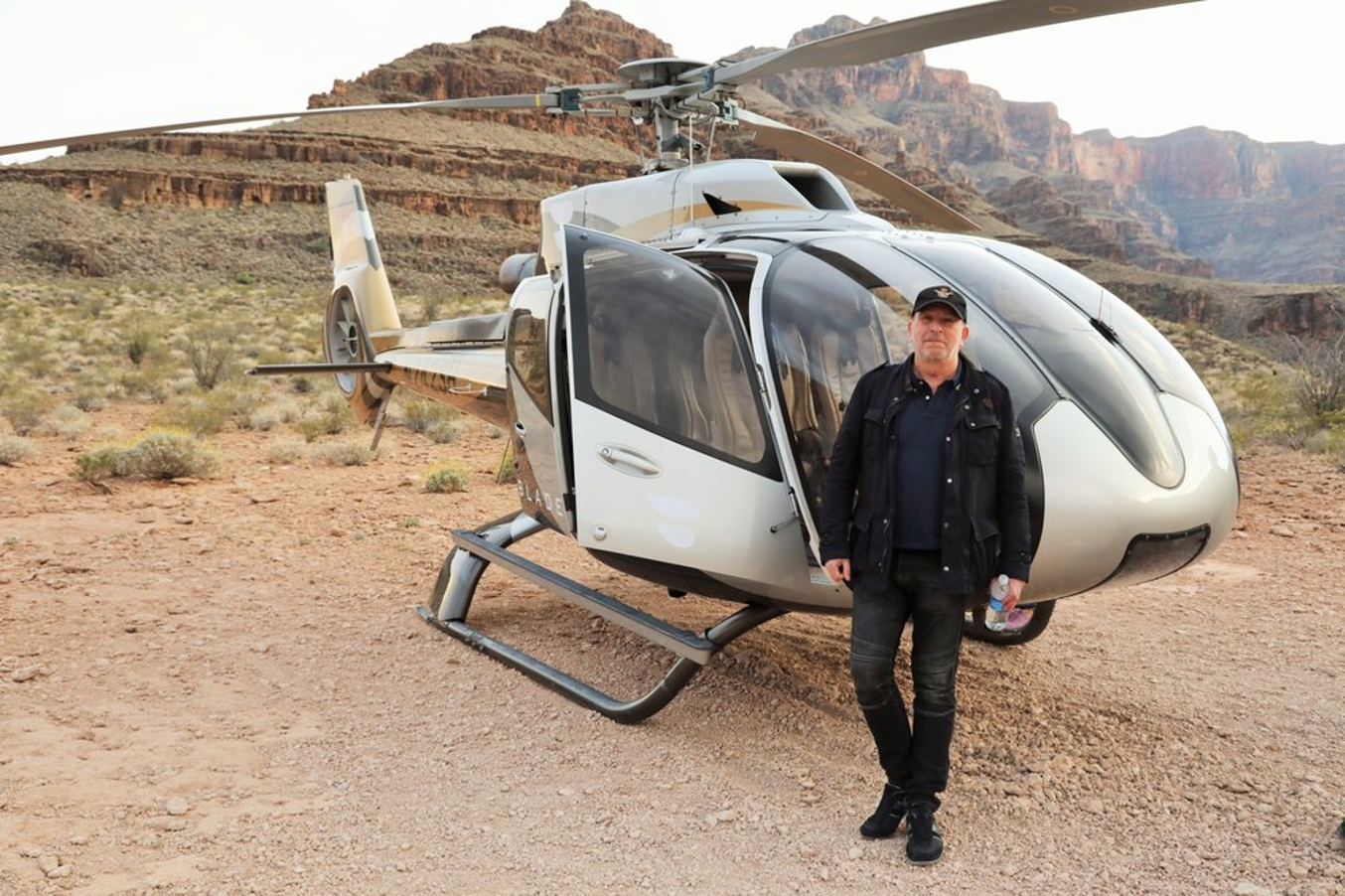 Grand Canyon Helicopter & Lake Mead Car Tour 1
