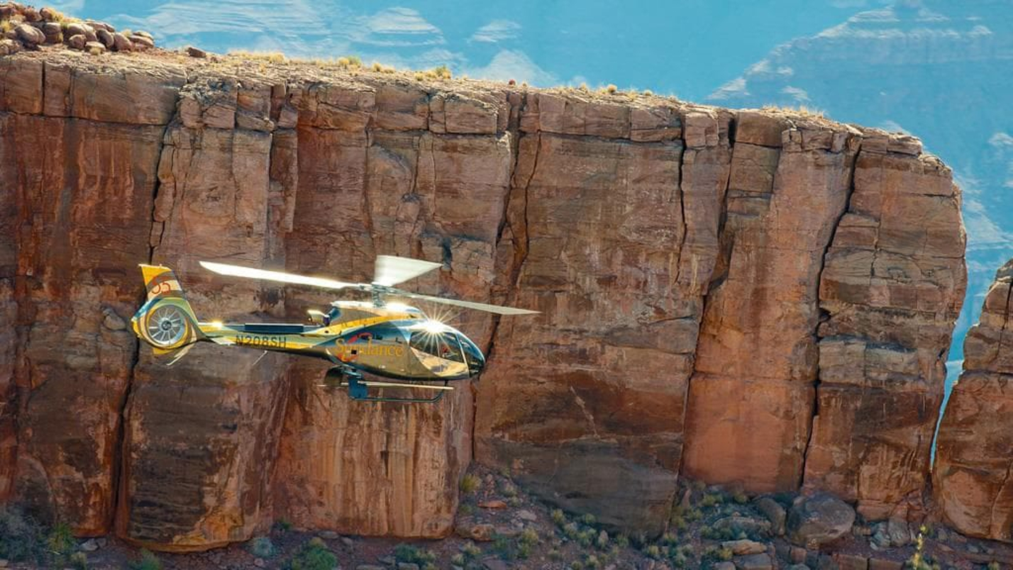 Grand Canyon Helicopter & Lake Mead Car Tour 2