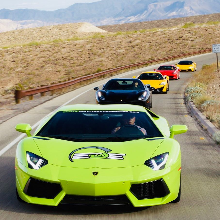 Helicopter & Muscle Car Rental 3