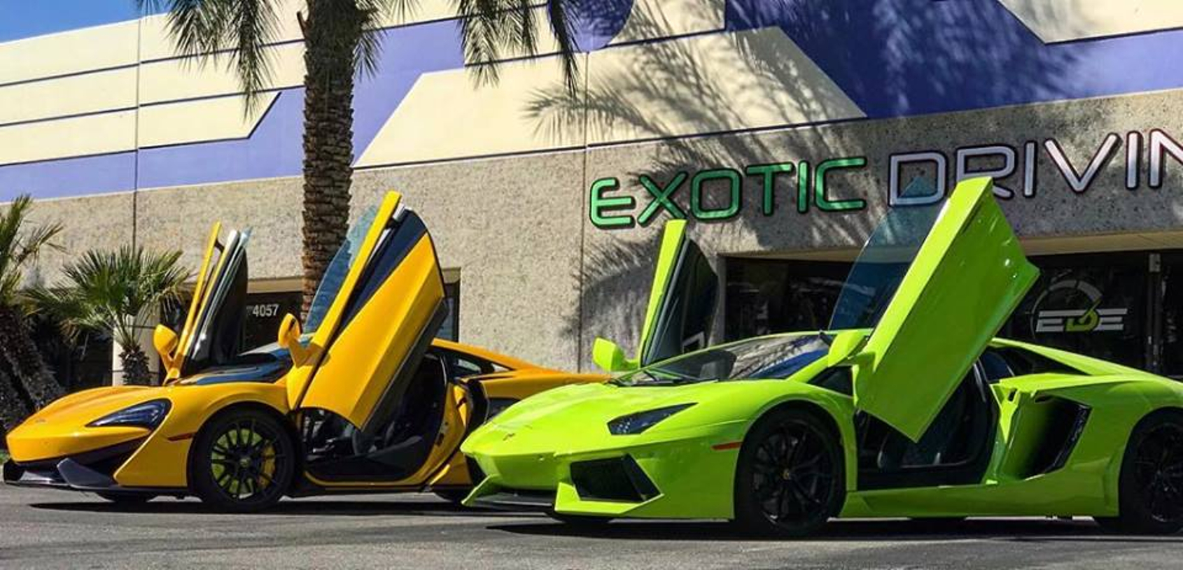 Helicopter & Muscle Car Rental 4