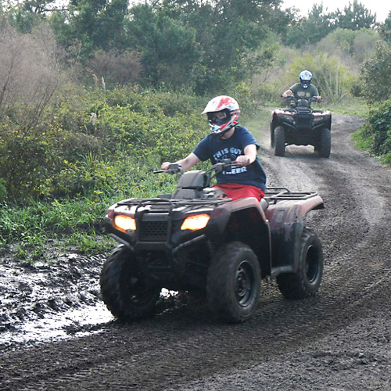The Atv Track Clermont 1