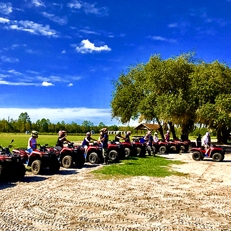 The Atv Track Clermont 2