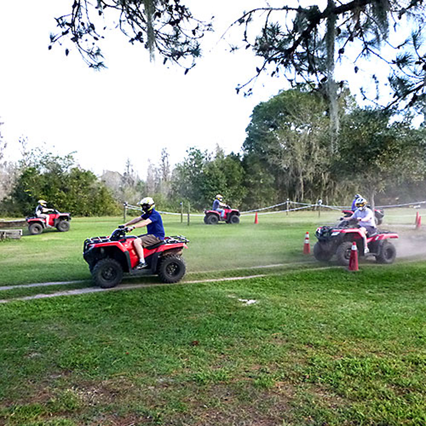 The Atv Track Clermont 3