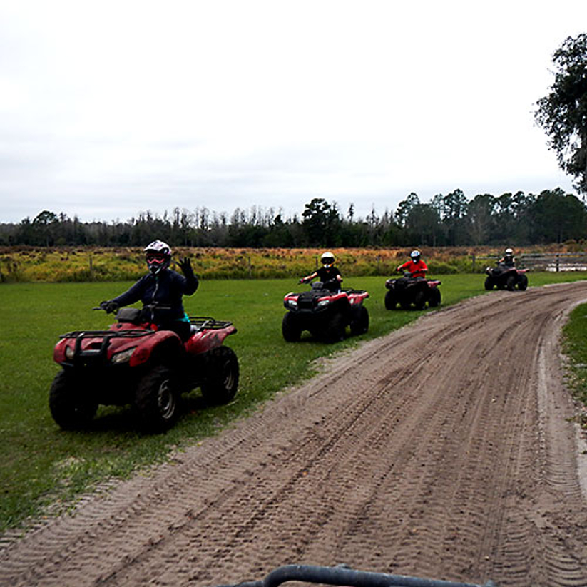 The Atv Track Clermont 6