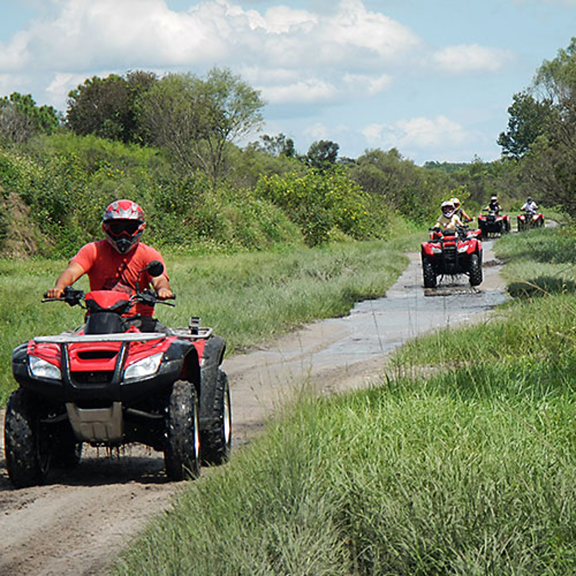 The Atv Track Clermont 7