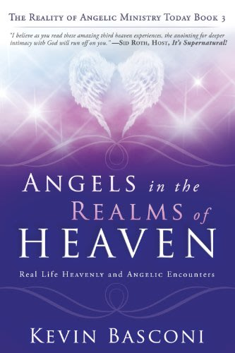 Angels in the realms of heaven by kevin basconi
