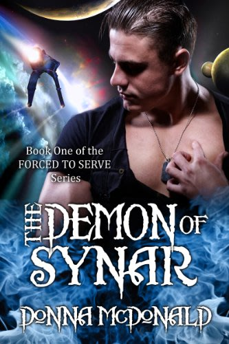 The demon of synar by donna mcdonald  2