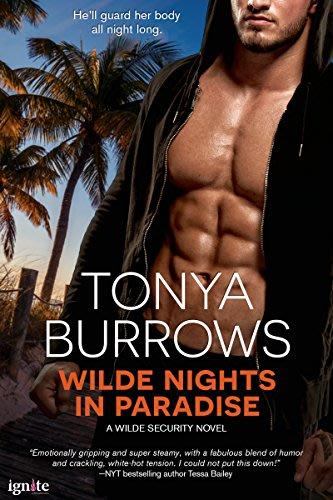 Wilde nights in paradise by tonya burrows