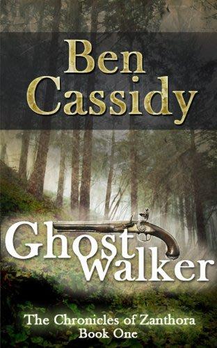 Ghostwalker by ben cassidy