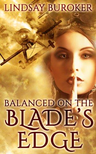 Balanced on the blade s edge by lindsay buroker