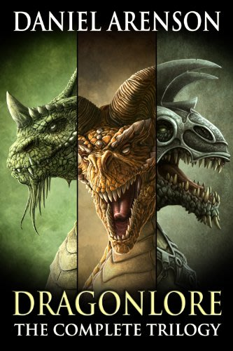 Dragonlore the complete trilogy by daniel arenson