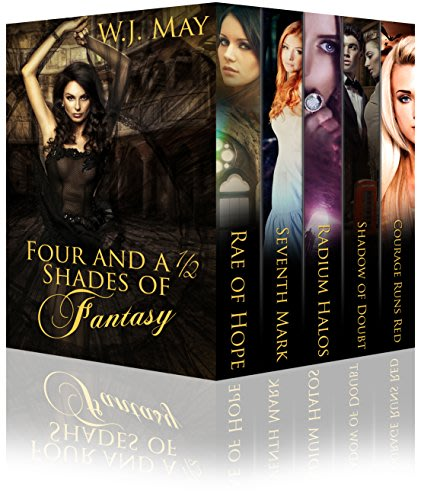 Four and a 1 2 shades of fantasy by w j may