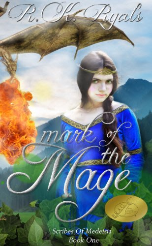 Mark of the mage by r k ryals