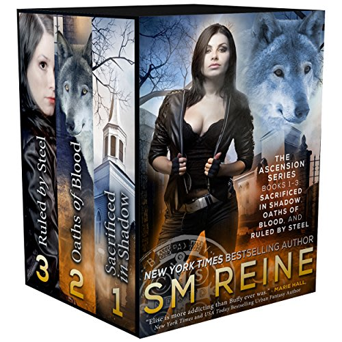 The ascension series books 1 3 by sm reine