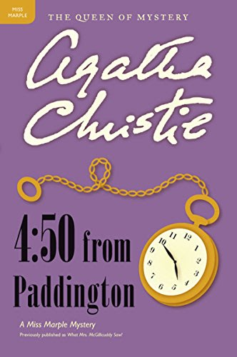 4 50 from paddington by agatha christie