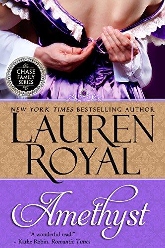 Amethyst by lauren royal