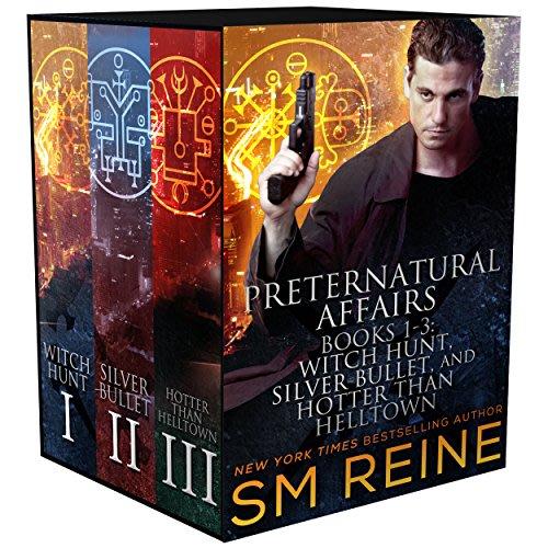 Preternatural affairs books 1 3 by sm reine