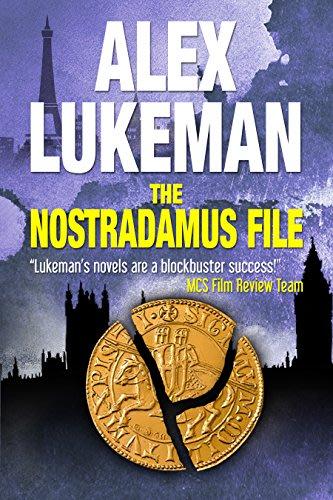 The nostradamus file by alex lukeman