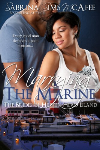 Marrying the marine by sabrina sims mcafee