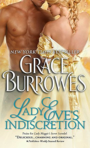 Lady eve 8217 s indiscretion by grace burrowes