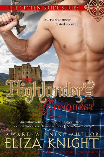 The highlander 8217 s conquest by eliza knight