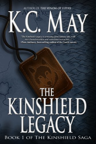 The kinshield legacy by k c may