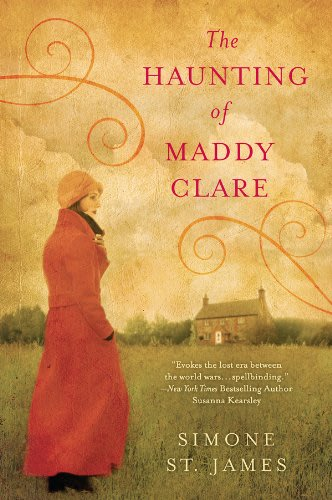 The haunting of maddy clare by simone st james